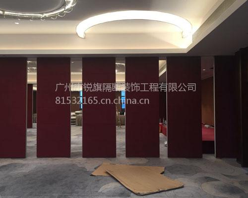 广州锐旗-布艺软包活动门